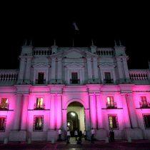 La Moneda será iluminada con los colores del arcoíris el Día Internacional contra la Homofobia y la Transfobia