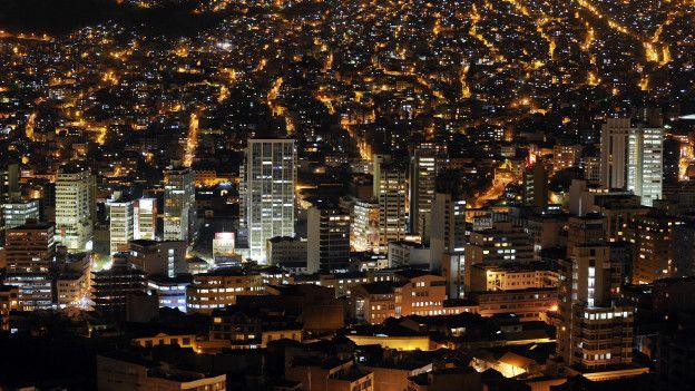 La Paz, bolivia, lidera el ranking de peores ciudades comunicadas de la región.