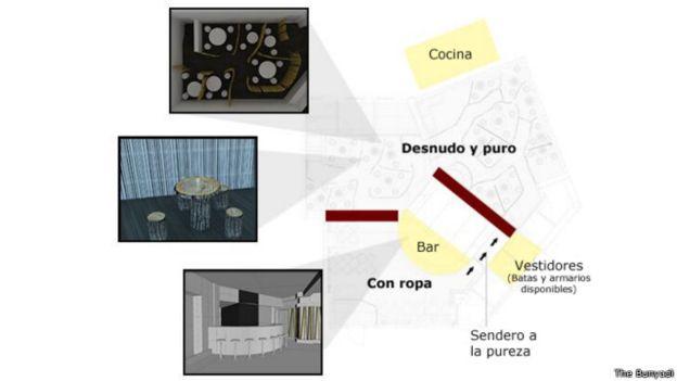 Así será la estructura del lugar que albergará a The Bunyadi.