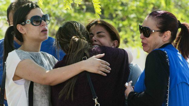 66 personas iban a bordo del avión de EgyptAir cuando desapareció.
