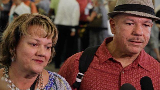 A bordo del Adonia habían muy pocas personas nacidas en Cuba, cuyo principal público era estadounidense anglófono.