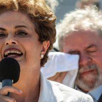 [VIDEO] América, entre el temor y la indignación por la suspensión de Rousseff