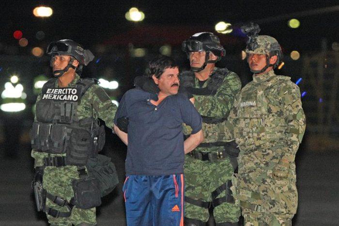 Gobierno mexicano concede extradición del