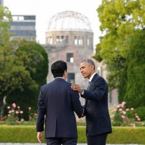 Obama pide en Hiroshima que la tragedia atómica no se olvide