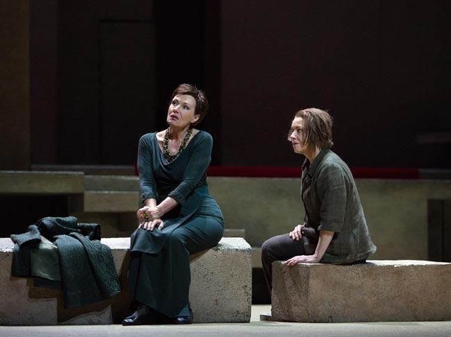 Elektra; el poema psicológico en el reestreno de la producción de Chéreau