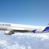 Latam Airlines suspende temporalmente los vuelos a Venezuela