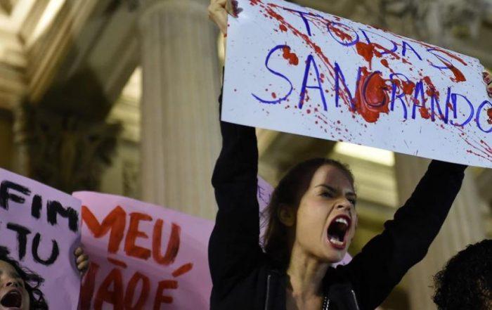 Detienen a dos de los acusados de violación masiva de una joven en Brasil
