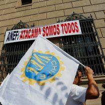 ANEF interpone queja en la OIT contra el gobierno por Bono Atacama