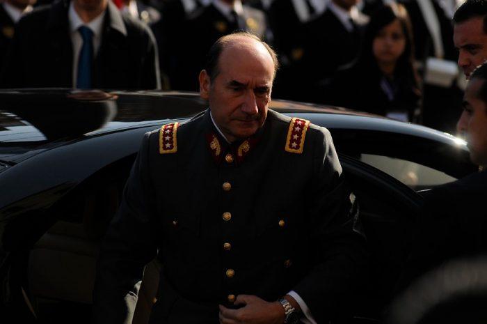 Fuente-Alba no asistirá a declarar a  comisión de la Cámara que investiga fraude en el Ejército