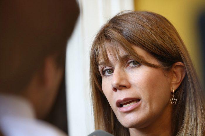 Rincón molesta después que La Moneda le quitara el piso en veto a la reforma: