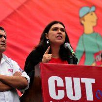 Intendencia define recorrido para marcha de la CUT