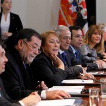 Fallo del TC marca consejo de gabinete encabezado por Bachelet