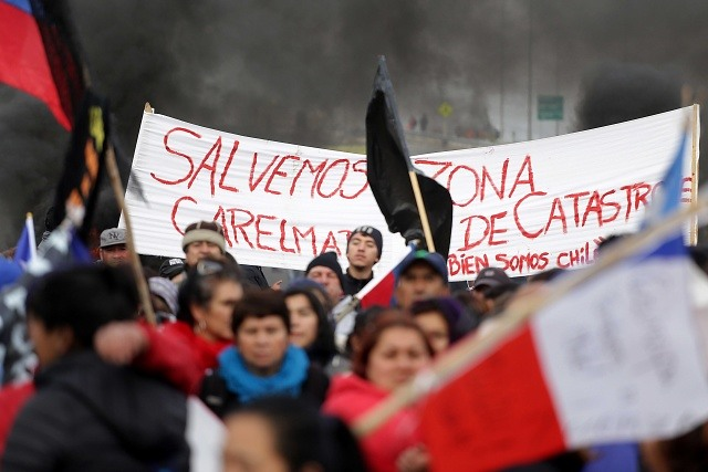 Chiloé: la estrategia del bloque en el poder e invisibilización del conflicto de fondo
