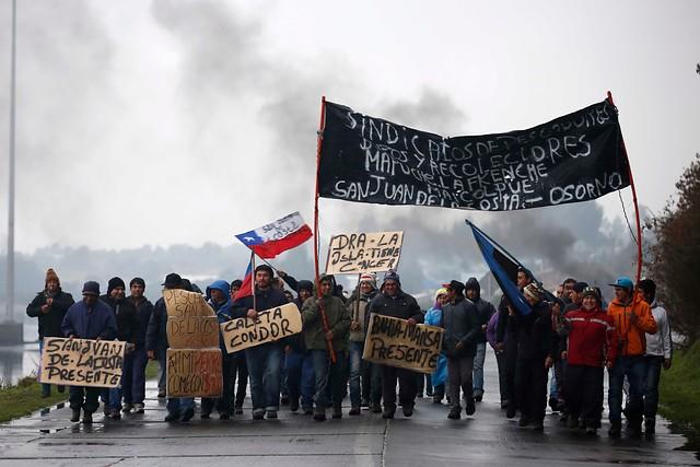 A doce días del estallido: radiografía al conflicto socioambiental en Chiloé