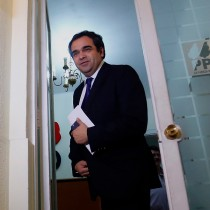 Jaime Quintana asegura que candidatura de Tohá
