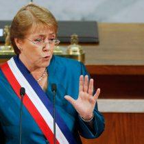 Bachelet se hace cargo de ruptura con la élite, enumera logros y reconoce debilidades de gestión