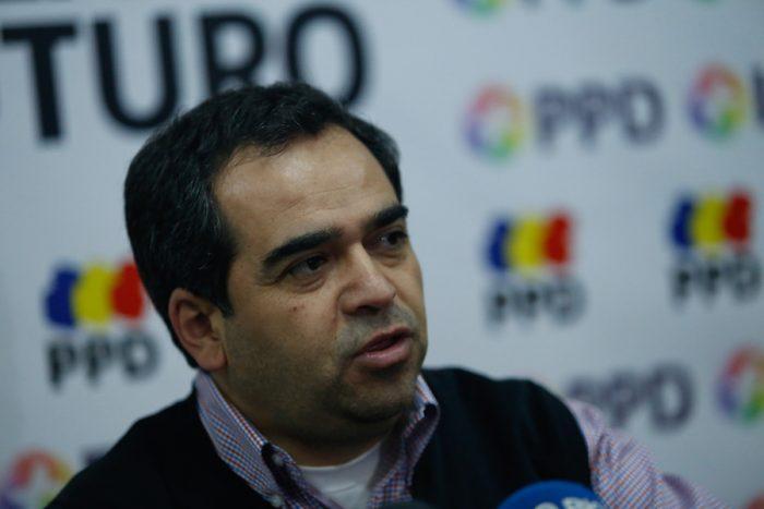 El PPD ningunea a Escalona después de que criticó a Girardi: