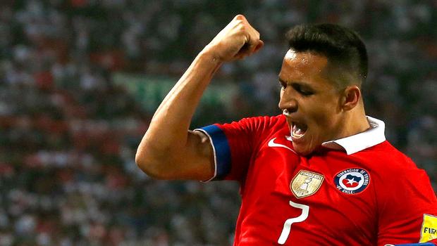 [VIDEO] El motivador mensaje de Alexis Sánchez previo a la Copa Centenario:
