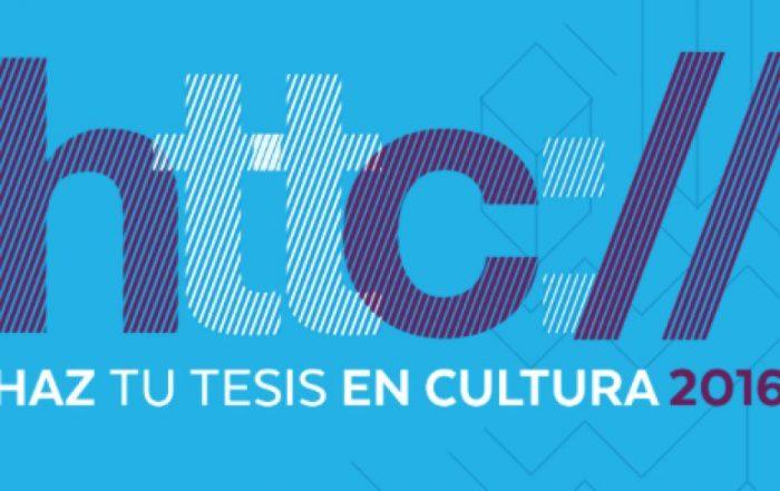 """Consejo de la Cultura invita a estudiantes y graduados a participar en """"Haz Tu Tesis en Cultura"""""""