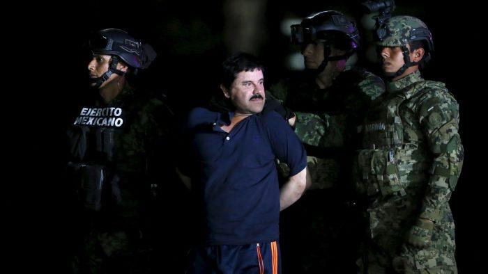 """Univisión y Netflix producen serie sobre el """"Chapo Guzmán"""""""