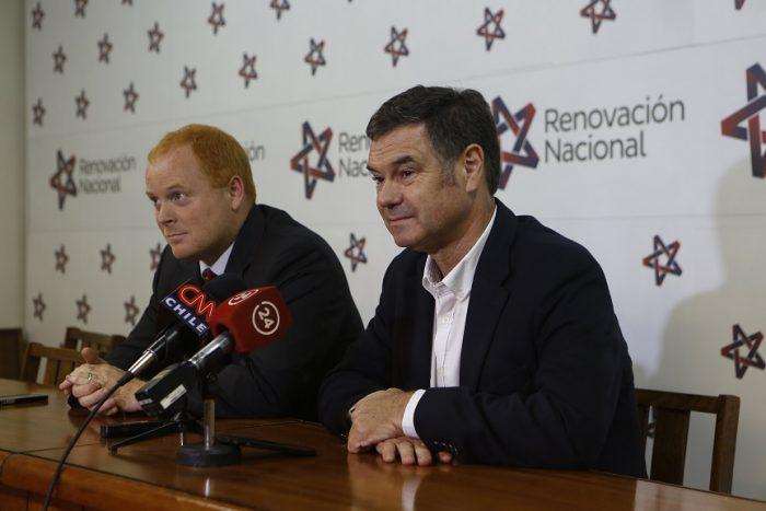 """Ossandón llama a """"Chile Vamos"""" a participar en cabildos de proceso constituyente"""