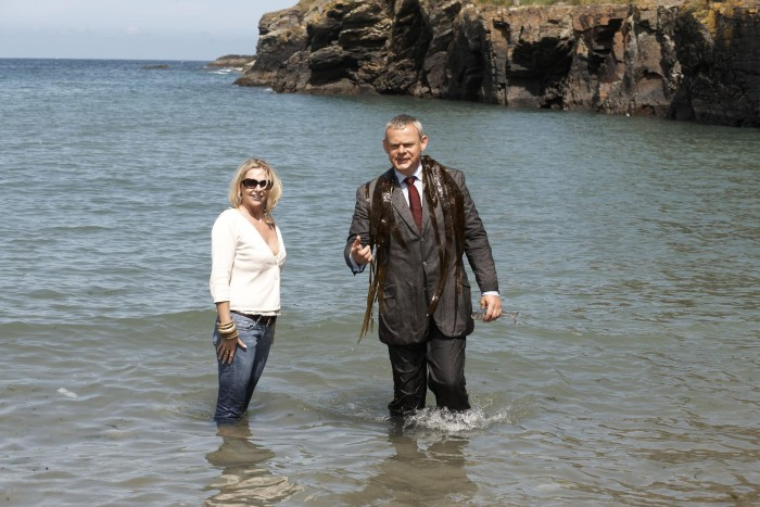 Editorial Use Only / No Merchandising Mandatory Credit: Photo by ITV/REX (1080283ak) Martin Clunes 'Doc Martin'   TV Series