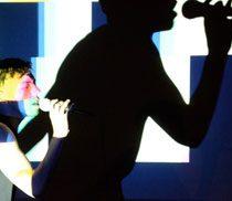"""Performance de video y sonido """"Adolescent Sex"""" del artista Francisco Gonzalez en Centro Cultural de España, 26 de mayo"""