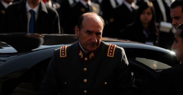 Milicogate: Fuente-Alba renuncia al consejo consultivo del Ejército