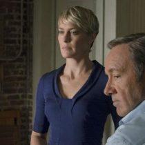 Actriz de 'House of Cards' contó cómo logró ganar lo mismo que Kevin Spacey