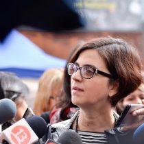 Ministra Pascual condena nuevo ataque contra mujer en Coyhaique