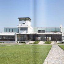 Así es el nuevo Centro Nacional de Arte Contemporáneo en Cerrillos que anunció Bachelet