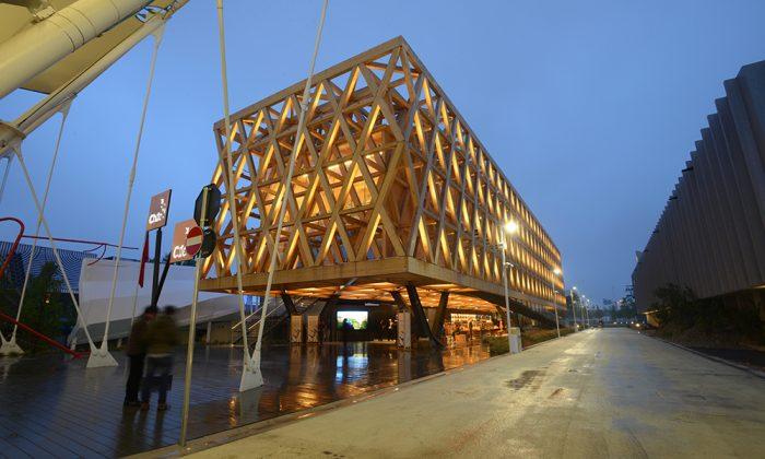 Pabellón de Chile en Expo Milán se convertirá en centro cultural en Araucanía