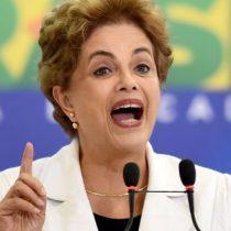 [VIDEO] Cómo ha sido la semana después de la suspensión de Dilma Rousseff