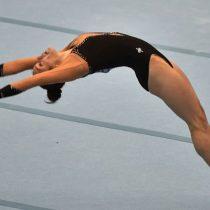 Simona Castro gana dos medallas en la Copa del Mundo de Brasil