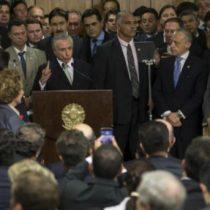 El escándalo que contribuyó a la caída de Rousseff ya tiene versión porno
