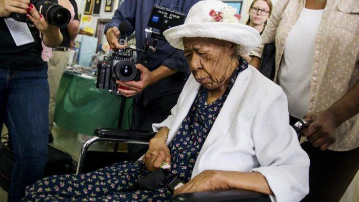 Muere en Nueva York la mujer más longeva del mundo
