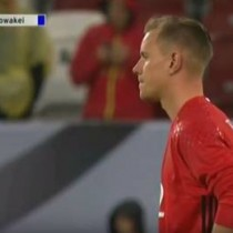 [VIDEO] El infantil gol que le anotan a Ter Stegen en amistoso de Alemania