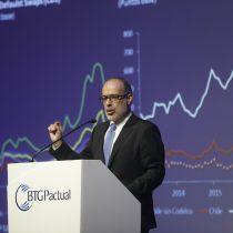 Valdés insiste en que lo peor ya pasó para la economía