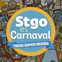 """Fiesta ciudadana """"Santiago es Carvanal"""" se realizará este domingo 29 de mayo"""