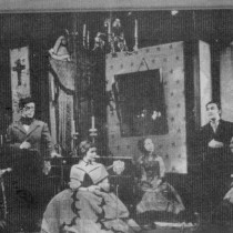 Charla sobre la época de oro del teatro chileno en Teatro UC, 11 de mayo. Entrada liberada.