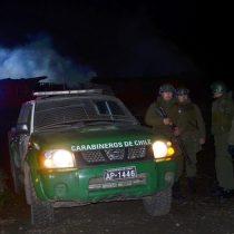 Nuevo ataque incendiario afecta región de La Araucanía