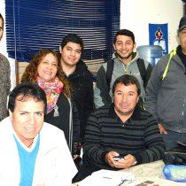 Pescadores de Caleta Portales y Mesa Social de Valparaíso se unen para coordinar luchas