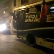 [VIDEO] Pescadores de Osorno hacen dura crítica a las autoridades y se movilizaron hacia Chiloé para manifestar su apoyo
