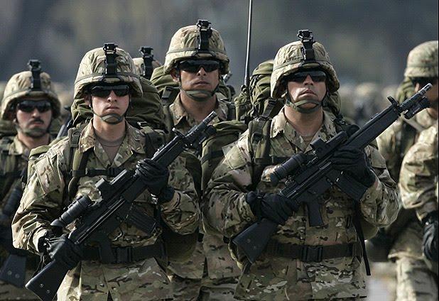 La lógica de las relaciones cívico-militares