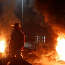 Pescadores de Chiloé radicalizan protesta tras fracaso de las negociaciones