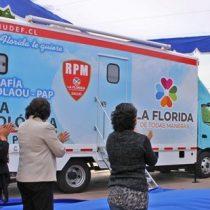 Clínica Ginecológica Móvil de La Florida ha salvado la vida a 25 personas