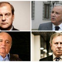 Herman Chadwick, Francisco Vidal, Genaro  Arriagada y Hernán Felipe Errázuriz: la red transversal de políticos que Fuente-Alba metió al Ejército