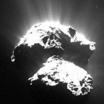Los ingredientes de la vida que encontró la sonda Rosetta en un cometa