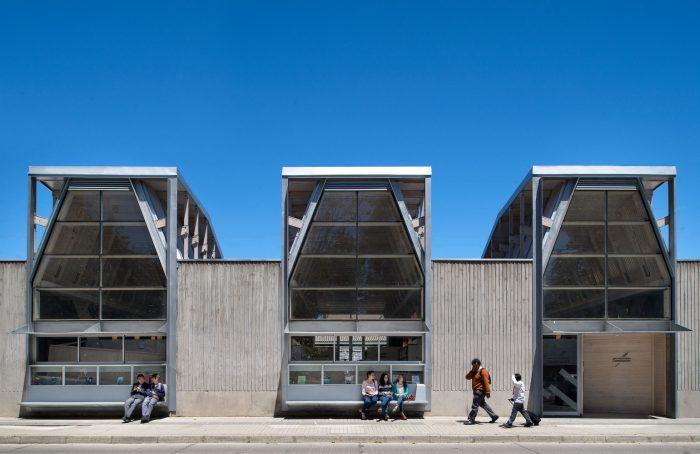 La Biblioteca de Constitución compite entre los edificios más inspiradores del mundo