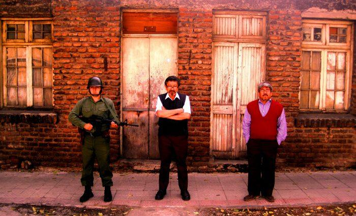 """Itinerancia de obra """"El Crespón Negro"""" en diversas comunas de Chile, del 11 de mayo al 17 de junio. Entrada liberada."""